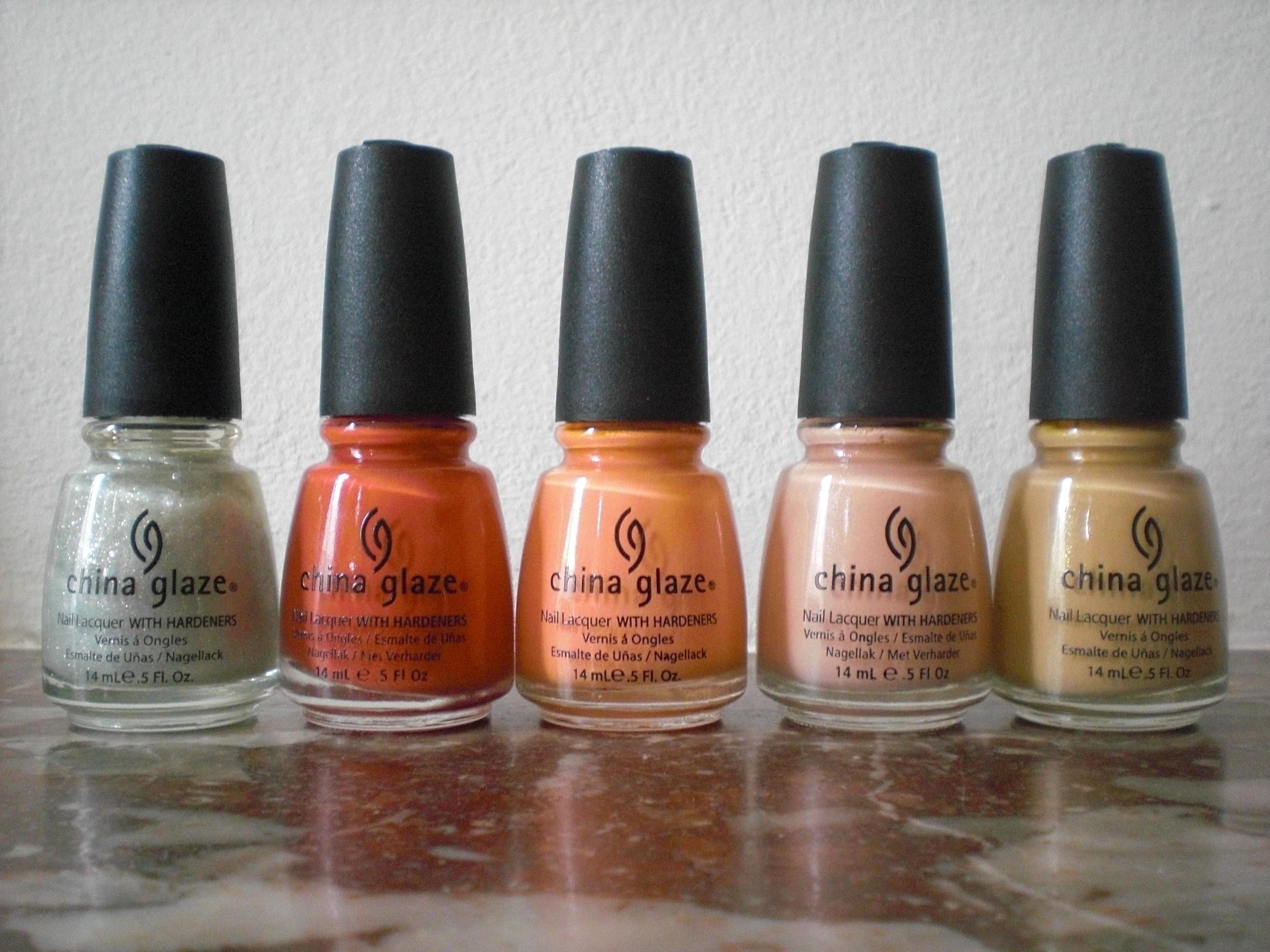 Nail Polish Collection Part 2: China Glaze, Sephora, Hérôme, Eyeko ...