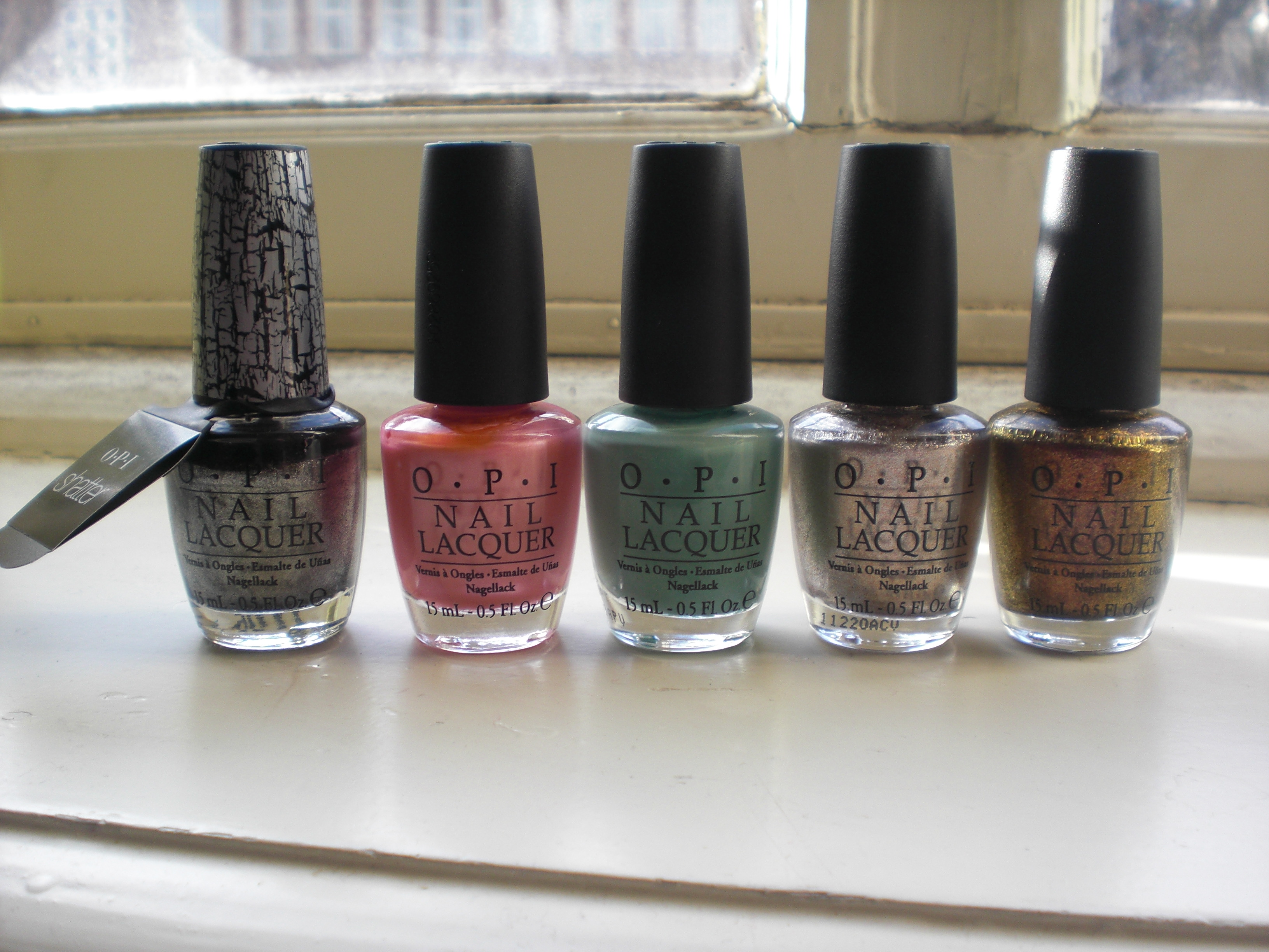 Nail Polish Collection *Update* – Floating in dreams