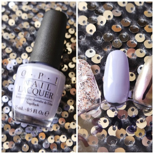 Top 5 OPI nail polishes
