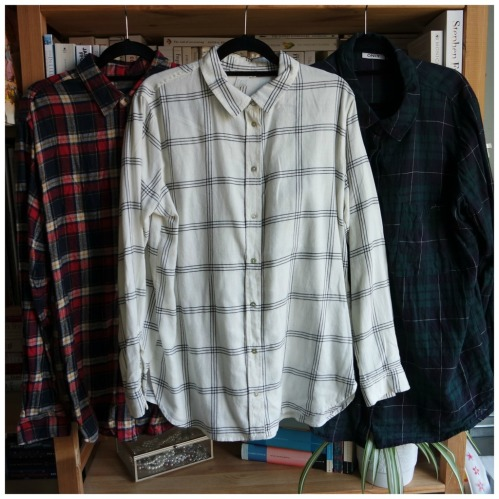 ode to flannel shirts