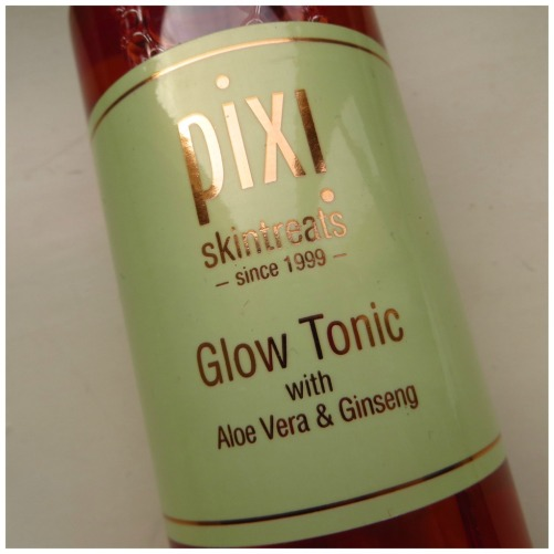 pixi exfoliating glow tonic
