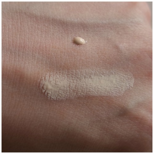 Catice review swatch make up transformer drops lightening