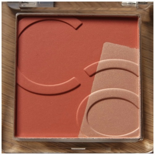 catrice light and shadow contouring blush a flamingo in santo domingo review swatch