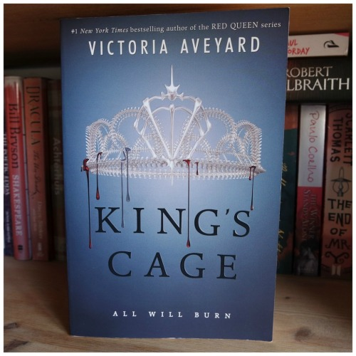 combined book review march 2017 kings cage siege and storm grisha red queen talk like ted bedlam cress lunar chronicles