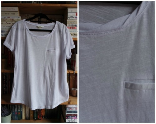 H&M white t-shirt haul