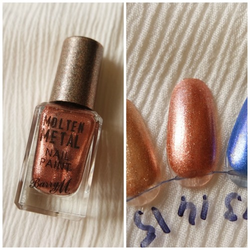 best metallic nail polish sephora catrice barry m revlon essie opi
