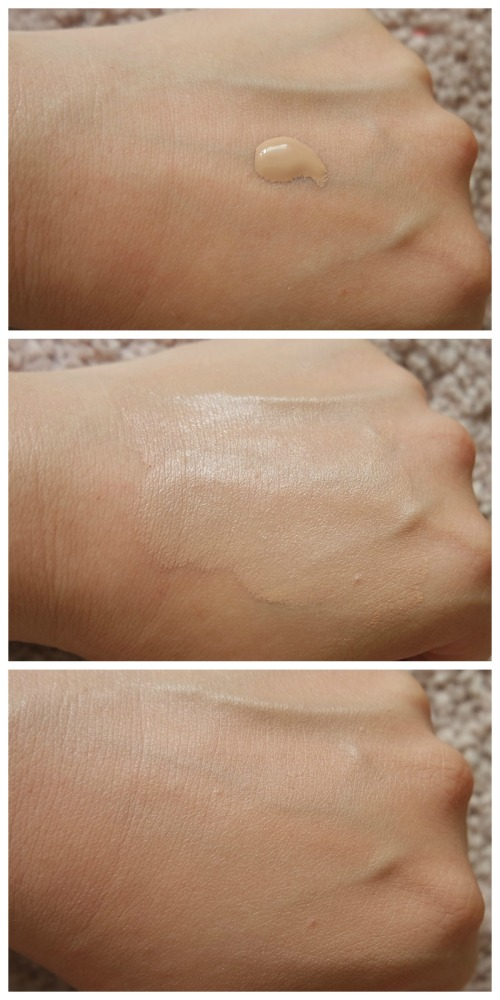 clinique even better glow foundation review swatch cn 28 ivory (VF) dry combination combination to oily light reflecting makeup